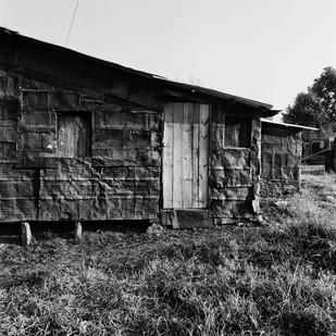 Outpost: Untitled 14 by Samar Singh Jodha, Image Photograph, Digital Print on Archival Paper, Gray color