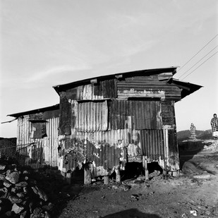 Outpost: Untitled 17 by Samar Singh Jodha, Image Photograph, Digital Print on Archival Paper, Gray color