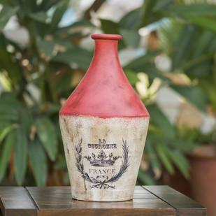 La Couronne Antique Decorative Vase Garden Decor By Fabuliv