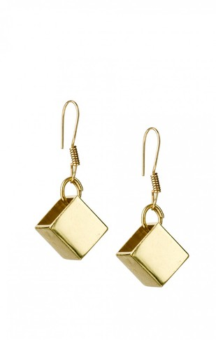 Cubes Earring By Studio Kassa