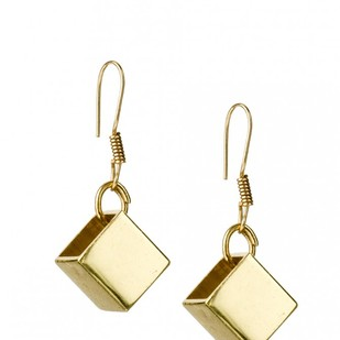 Cubes by Studio Kassa, Art Jewellery, Contemporary Earring