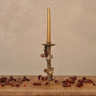 Berries & Vine Candleholder: Large Candle Stand By The Yellow Door