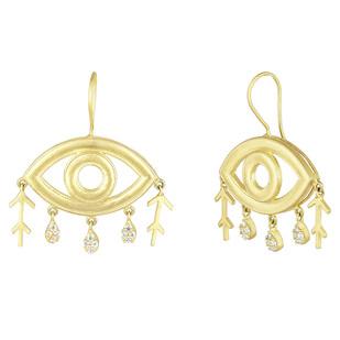 KALIKA by Chiria , Art Jewellery, Contemporary Earring