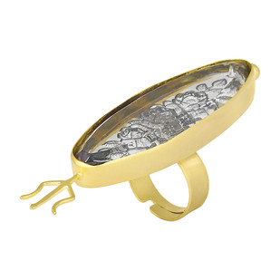 KAPALINI by Chiria , Antique, Art Jewellery Ring