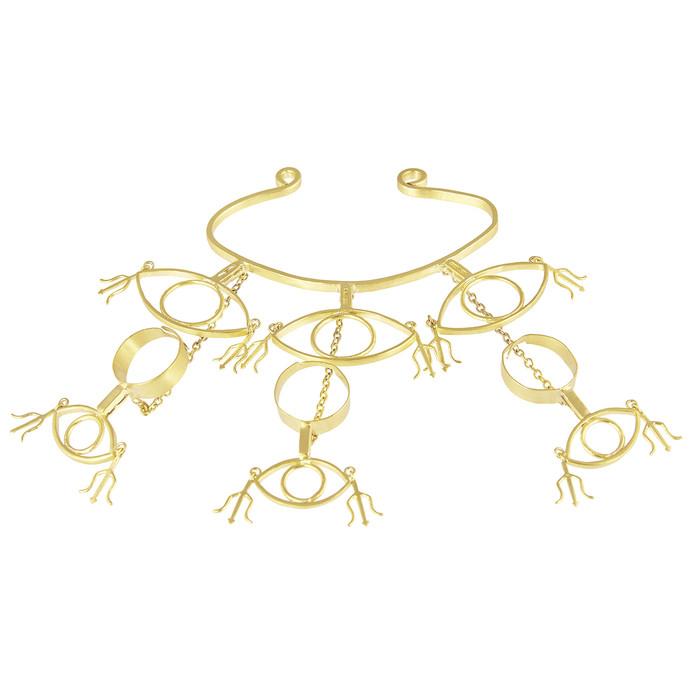 NARASIMHIKA by Chiria , Art Jewellery, Contemporary Others