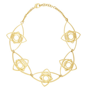 UJJWALA by Chiria , Art Jewellery, Contemporary Necklace