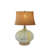 Glass Table Lamp Table Lamp By The Yellow Door