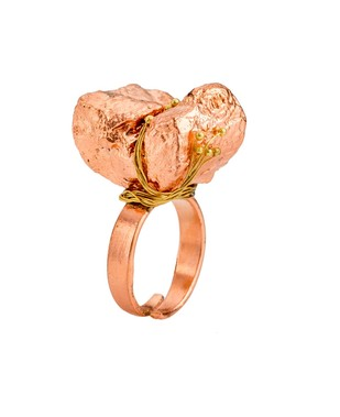 Nugget 5 by Studio Kassa, Art Jewellery, Contemporary Ring
