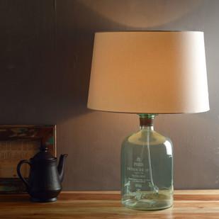 Galvin Aqua Table Lamp Table Lamp By Fabuliv