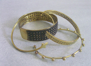 Waani Bangle By Chicory Chai