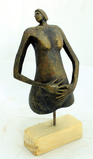 PREGNANT LADY 3 Artifact By Aranya Earthcraft