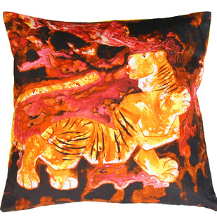 Deepak Shinde Cushion Cover1 Cushion Cover By indian-colours