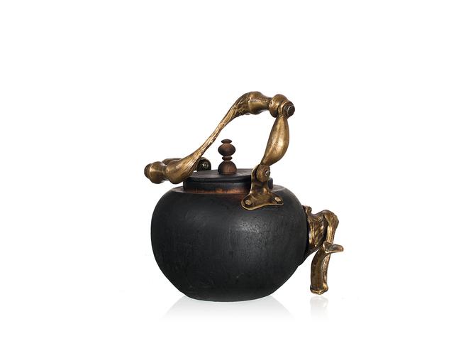 TEA KETTLE THE FOURTH Artifact By Arpan Patel for Studio Kassa
