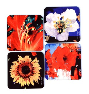 Samir Mondal Coasters Coaster Set By indian-colours