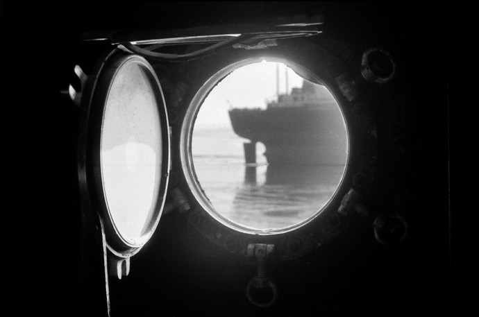 Alang: The Graveyard of Ships by Anirban Dutta Gupta, Image Photograph, Digital Print on Enhanced Matt, Black color
