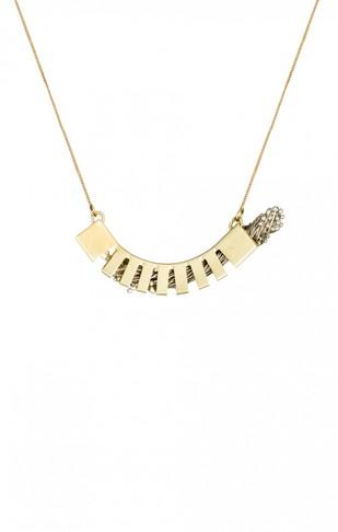 Flora Hemicycle 2-Silver by Studio Kassa, Art Jewellery, Contemporary Pendant