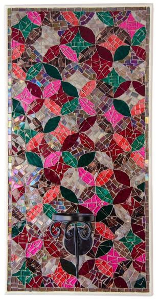 MARRAKESH RED Wall Decor By Vandeep Kalra
