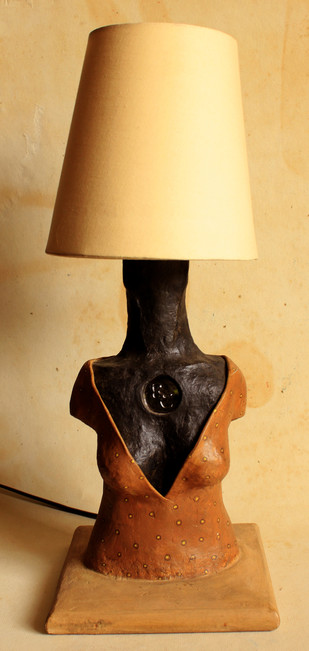 Lady Lamp Table Lamp By Aranya Earthcraft