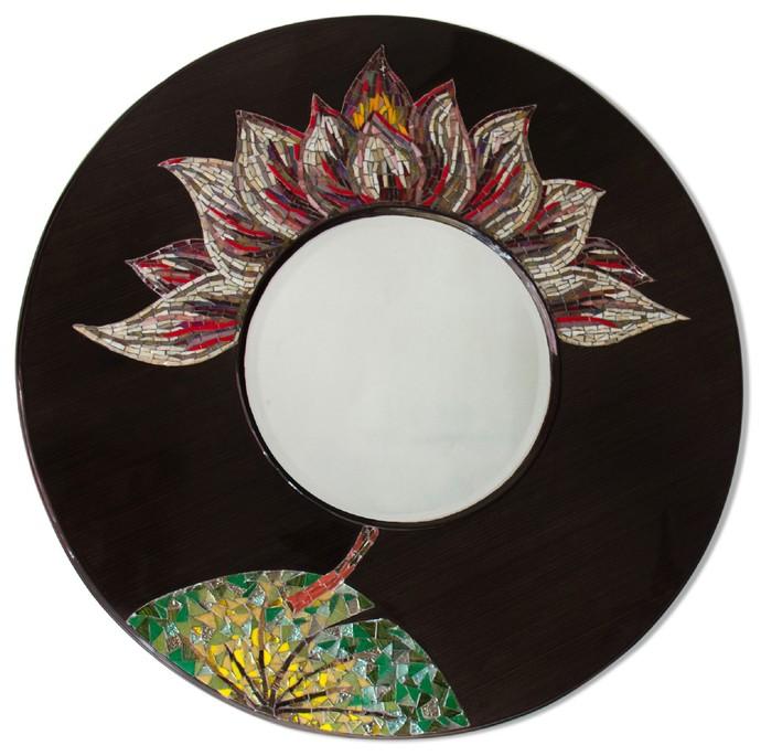 LOTUS DREAMS Looking Mirror By Vandeep Kalra
