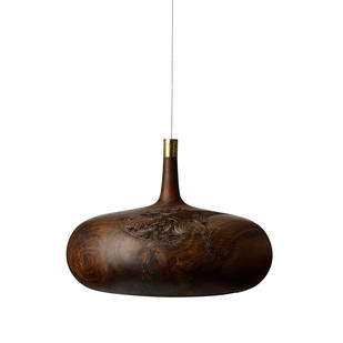 Chappa & Chippa Hanging lamp Artifact By Arpan Patel for Studio Kassa