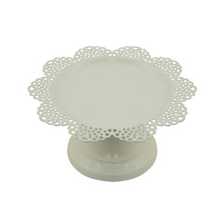 ELAN SCALLOP CUPCAKE STAND-IVORY Serveware By living-with-elan