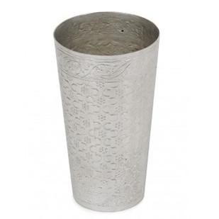 Nafees Lassi Glass Jaal Kalai Serveware By AnanTaya