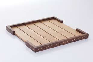 Tea Platter L 304 Bowl and Tray By Organic Connect