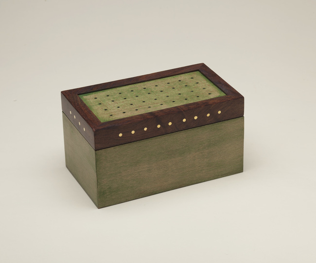 Tea Box 152x89 Table Ware By Organic Connect