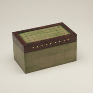 Box152x89 tea green iso