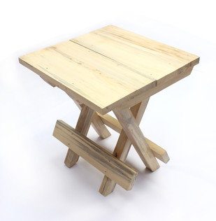 Folding table - small Furniture By i-value-every-idea