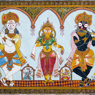 Img 1624 odisha patachitra   size 29x22  price rs. 20 000