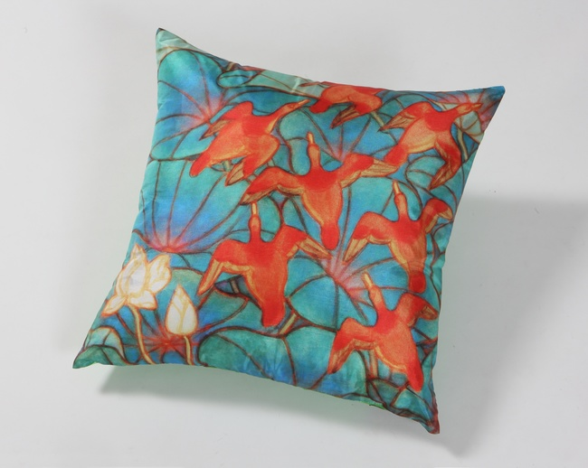 A. Ramachandran Cushion Cushion Cover By Vadehra Bookstore