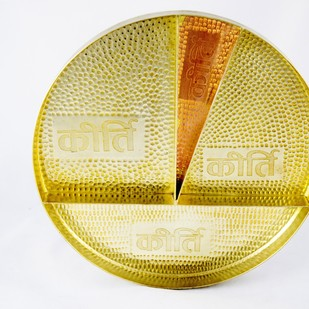 Kirti Piechart Server Serveware By Cobalt Designs