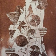 12cm x 15.5cm  etching on somerset paper 2001