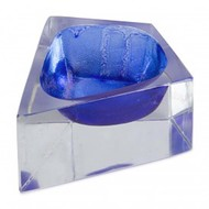 Glass chakmak glass blue