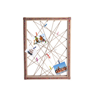 Hanging Around Photo Holder Photo Frame By Desi Jugaad