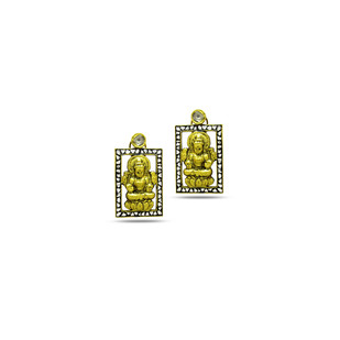 Antique Look Lord Laxmi Earring Earring By Symetree