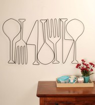Designmint Food for Thought Wall Decor By Designmint