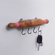 Belan Wall Hook Wall Decor By Desi Jugaad