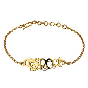 Respect Bracelet by Eina Ahluwalia, Contemporary Bracelet