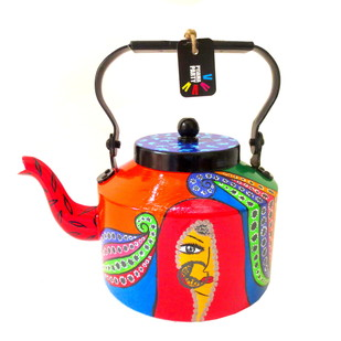 Limited Edition kettle- Banjaran Beauty Serveware By Pyjama Party Studio