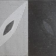 Parul gupta   black drawin  14  oil pastel on acid free paper   16.5 x 11.7in each   2011 13