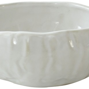 SAVANNAH IRREGULAR BOWL SMALL by Ikka Dukka Studio Pvt Ltd, Contemporary Kitchen Ware