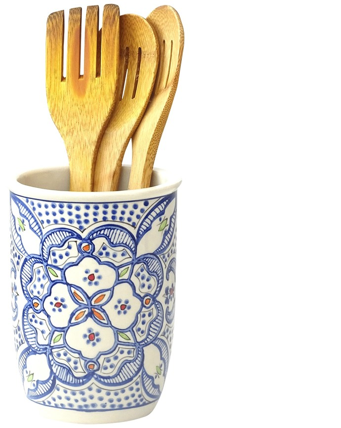 SARRA UTENSIL HOLDER Kitchen Ware By Ikka Dukka Studio Pvt Ltd