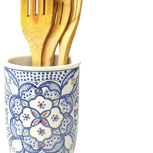SARRA UTENSIL HOLDER by Ikka Dukka Studio Pvt Ltd, Contemporary Kitchen Ware