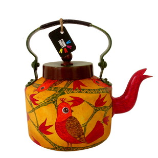 Limited Edition kettle- Birds on a branch Serveware By Pyjama Party Studio