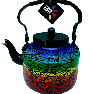 Limited Edition kettle- Colour Fix Serveware By Pyjama Party Studio