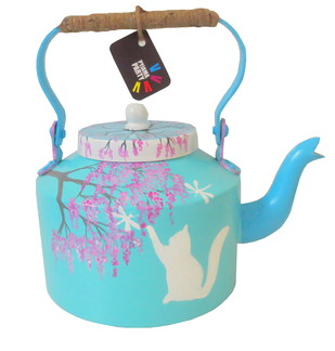 Limited Edition kettle- Dragonfly Catchers Serveware By Pyjama Party Studio