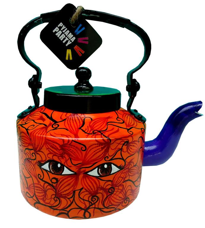 Limited Edition kettle- Got my eye on you Serveware By Pyjama Party Studio