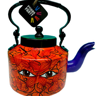 Limited Edition kettle- Got my eye on you Serveware By Pyjama Party Studio